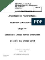 Informe Labo7