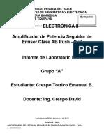 Informe Labo9