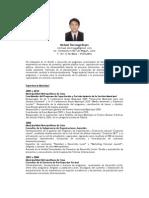 CV Michael Elorreaga