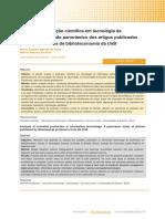 Análise da produção científica em tecnologia da informação