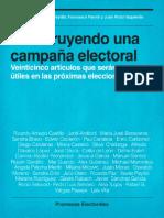 Construyendo una campaña electoral - Xavier Peitibí