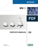 compresor EKOM DK50DS