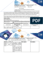 Guía de actividades y rúbrica de evaluación - Paso 0 - Presaberes, conceptualización y nociones del curso