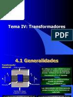 Principios de conversión electromecánica de energía |