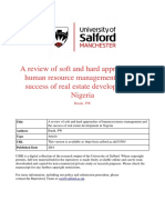 A review of soft and hard approaches of