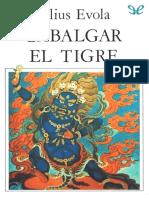 Evola, Julius - Cabalgar el tigre [50568] (r1.1).epub