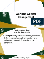 05 -- Working Capital Management (PPT)