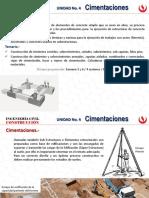 07 Unid 4 Sem 5 Clase 1 Cimentaciones Ciclópeas.pdf