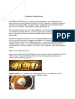 Daniel Guzmán. nouvelle cuisine. investigacion