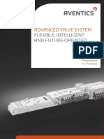 ADVANCED VALVE SYSTEM FLEXIBLE INTELLIGENT AND FUTURE-ORIENTED