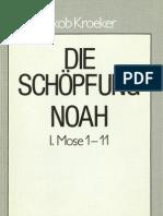 Das lebendige Wort - Band 01 - Schöpfung-Noah