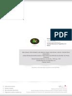 CARACTERIZACIÓN MORFOLÓGICA Y FENOLÓGICA DE ESPECIES SILVESTRES  DE FRIJOL  (Phaseolus)