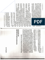 Capítulo III Currículum para la Escuela que Aprende