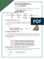 ACTIVIDADES DE CLUB POR CONTINGENCIA