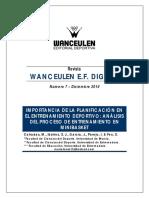06-IMPORTANCIA DE LA PLANIFICACIÓN EN EL ENTRENAMIENTO DEPORTIVO- ANÁLISIS DEL PROCESO DE ENTRENAMIENTO EN MINIBASKET