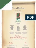 ATR Christmas Card