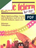 Praxisbuch - Feste feiern mit Pfiff - Band 2