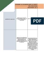 trabajo analisis de reparación caso Vásquez Durand vs Ecuador