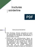 clasificacion de trastornos y Estructuras Borderline.ppt