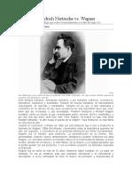 Friedrich Nietzsche vs