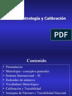 1    Curso Metrología y Calibración