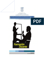 FORMACIÓN DOCENTE ANAI 2018