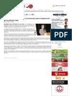 07-10-2010 Propone apoyar para adqusición de primera casa