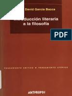 García Bacca, Juan David - Introducción literaria a la filosofía.pdf