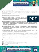 fase de planeacion Evidencia_5_Manual_Procesos_y_procedimientos_logisticos