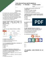 EV. 4 PERIODO_ INFORMATICA_GRADO 4_ 2019
