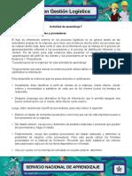 fase de planeacion Evidencia_2_Perfil_de_clientes_y_proveedores