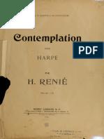 H. Renie - Contemplation