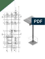 ES-Plano - E01 - Estructura - Planta Cimentación-Layout1