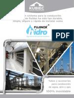 Catalogo Fujinox Hidro