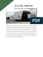 EDIFICIO DEL UNASUR(1)