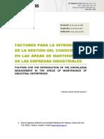Dialnet-FactoresParaLaIntroduccionDeLaGestionDelConocimien-5093285