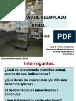 Tecnicas de tratamiento Renal