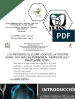 dialisis peritoneal DPCA  exposicion