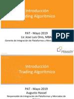 Intro al Algo Trading -  Mayo 2019.pdf