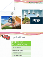 Pollution & Solution