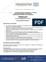 EVAL DIST 20511 PENSAMIENTO LÓGICO 2020-1