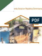 La falta de vivienda social