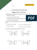 HT-Función Lineal SEMANA 1