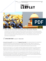 Who moved my seed_ Decoding the Monsanto dispute - TheLeaflet.pdf