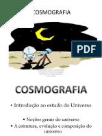 COSMOGRAFIA - IG 2014 turma
