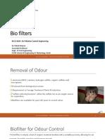 Biofilters