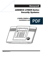 Ademco Lynx - Installation and Setup Guide