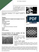 Sombra - Wikipedia, la enciclopedia libre