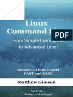 Linux Command Line - from Simple Commands to Advanced Level.pdf