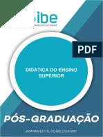DIDATICA DO ENSINO SUPERIOR (1)